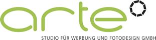 Logo von ARTE Studio für Werbung und Fotodesign GmbH